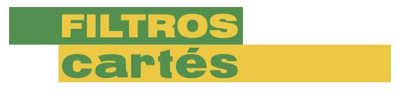 Filtros Cartés