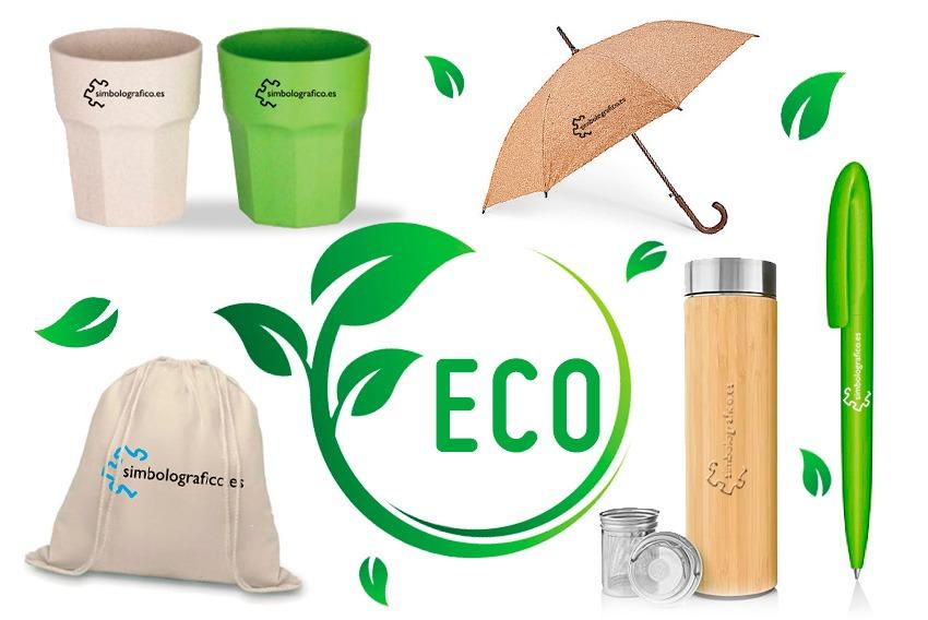 regalos promocionales ecológicos