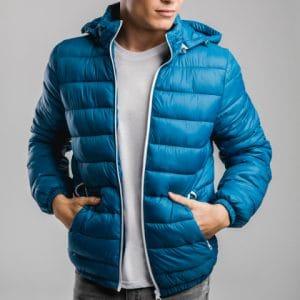 regalos promocionales para invierno: chaqueta