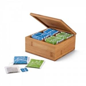 caja de infusiones ecológica